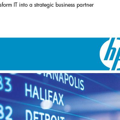 HP Whitepaper Strategic Business