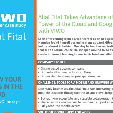 Viwo Case Study Alial Fital